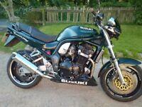 £1750 Mk1 suzuki gsf 1200 bandit look!