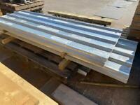 •New• Galvanised Box Profile Roof Sheets - 2.4/ 3M