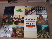 Beatles LP `s my collection for sale