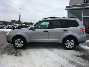 2010 Subaru Forester 2.5 X Sport Power PKG Heated seats Kitchener / Waterloo Kitchener Area image 3