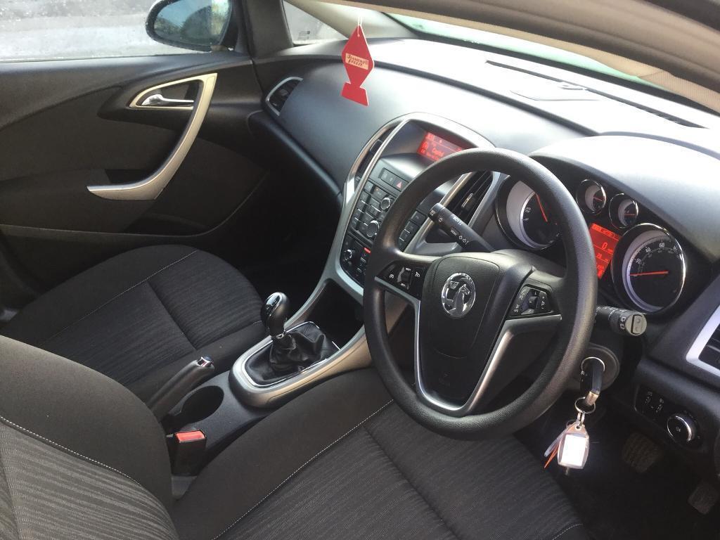 Vauxhall Astra CDTi ecoflex 16v