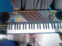 Bontempi system 5 plus vintage keyboard