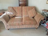 Parker Knoll 'Burghley' Sofa . Fantastic condition. Only reason for sale is colour scheme change.