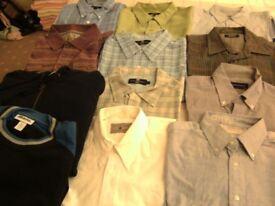 gents clothes bundle