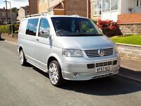 "VW Transporter T5 2.5TD T30 4Motion for sale ""NO VAT"" Open to offers"