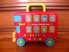 Animal sound bus