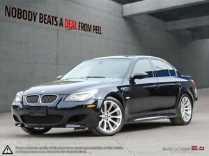 2008 BMW M5 M5*Flawless*E60 Body*S85 V10*2nd Set of Winters*Ex
