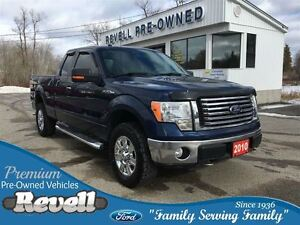 2010 Ford F-150 XTR 4WD * 1-Owner Trade  Trailer Tow Pkg