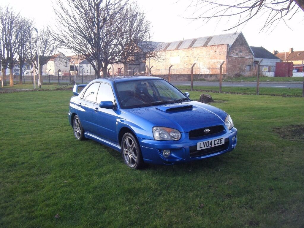 2004 subaru wrx turbo fsh low miles clean scooby no offers. Black Bedroom Furniture Sets. Home Design Ideas