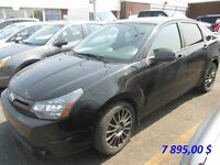 2010 FORD FOCUS ***INSPECTÉ PAR FORD 132 POINTS ***