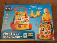 First Steps Baby Walker - Vtech Baby