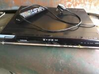 Todhiba DVD, HDD video recorder