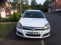 VAUXHALL ASTRA VAN 1.3 CDTI NEW CLUTCH KIT FITTED WITH SERVICE FULL MOT DRIVES EXCELLENT BARGAIN