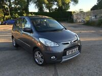 2009 I10 HYUNDAI GREY CAT C ONE YEAR MOT MILES 69000 IMMACULATE CONDITION