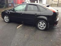 57 Focus 1.6 Zetec Climate, Recent Cambelt Changed, 1 Owner from New, Service History 1yr Mot,