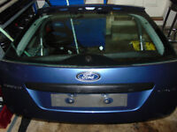 Mk2 Ford Focus (04-08) Tailgate / Bootlid / Great Condition / Colour: Jeans Blue