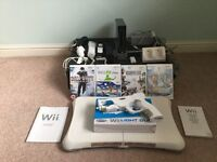 Wow! Look at this for a bargain! Nintendo Wii (black) Sports Resort Pack.