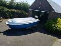 10ft Double Skin Dinghy/Tender/Boat