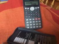 Back to school ? Casio scientific calculator