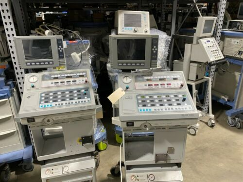 Viasys Bear 1000 ventilator  similar to Puritan 840 Drager evita with warranty