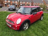 2007 56 Plate Mini One only 51,000 Miles with Full Mot and service history...