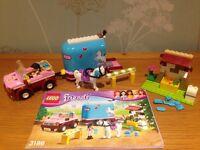 LEGO FRIENDS Emma's Horse trailer (3186)