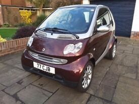 Smart Passion (55 Reg) Cherished and in excellent condition