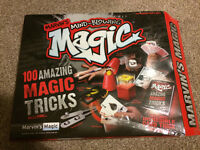 Set of 99 magic tricks