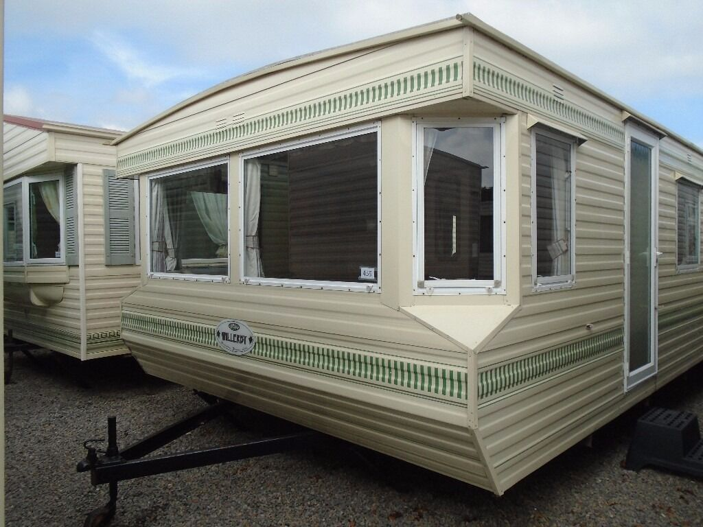 Mobile Home Bedroom Willerby Salisbury 2 Bedroom Static Caravan Mobile Home In