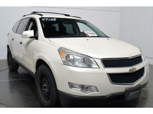 2011 Chevrolet Traverse LT AWD MAGS 8 PASSAGERS