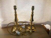 2 Lovely Lamp Stands.