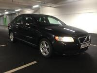 Volvo s40s 1.8 petrol service history 2008 plate