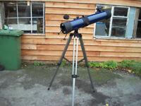 Tasco Galaxsee Telescope 114mmx900mm