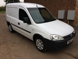 Vauxhall Combo 1Year Mot, 4Good Tyres, recently full serviced