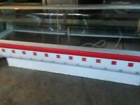 Counter display fridge