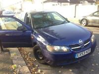Nissan Almera 1.5 Drives awesome fully serviced 12 Months Mot bargain.. not Clio polo Yaris focus