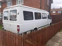 16 seater minibus ldv convoy