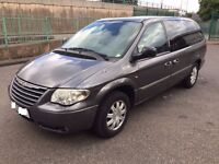 2005 05 FACELIFT CHRYSLER GRAND VOYAGER LIMITED 3.3 PETROL AUTOMATIC (LPG)