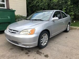 2002 Honda Civic Coupe Si
