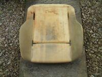Mk2 golf geniune seat base foam