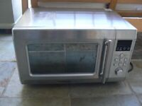 Working KENWOOD KEN GJ/SS25 Microwave Grill Combination 850W For Parts