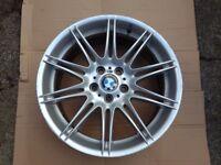BMW 19 m sport alloy front e92,e93, 3 series