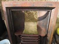 cast iron fireplaces x 3 £90