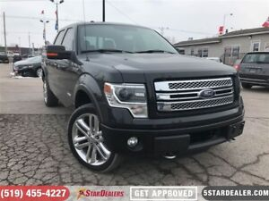 2013 Ford F-150 Limited | NAV | LEATHER | ROOF ECOBOOST