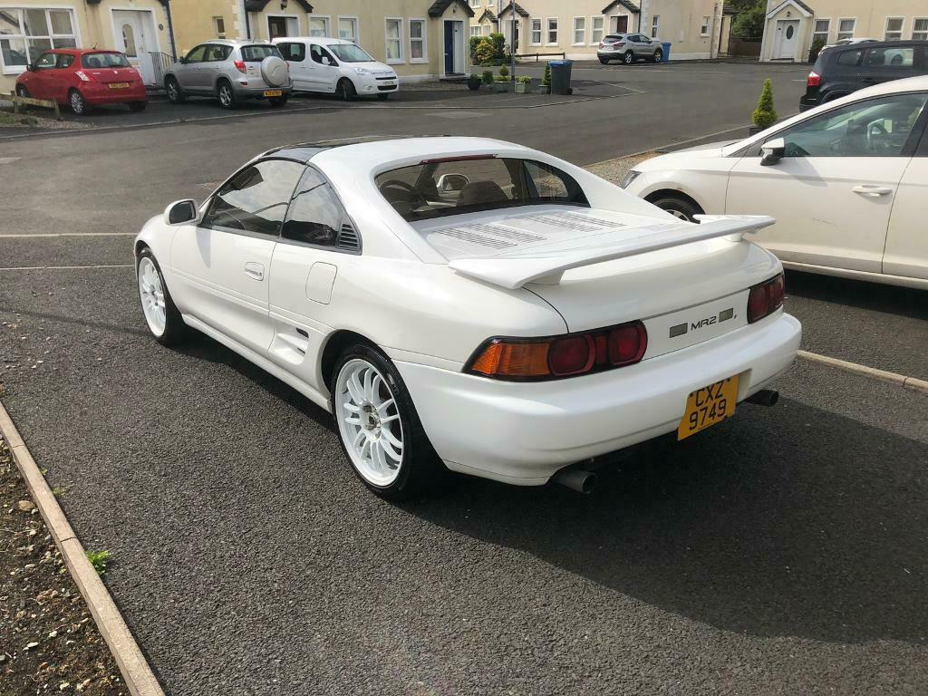 1994 Toyota Mr2 G Limped Import In Bushmills County Antrim Gumtree