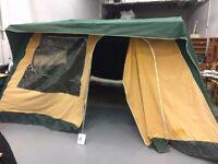 70s tent job lot