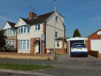 1 LARGE DOUBLE BEDROOM TO RENT WITH EN-SUITE - Milton Road, Reading, RG6