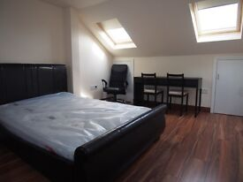 A NEWLY REFURBISHED TOP FLOOR SELF CONTAINED STUDIO IN EDMONTON