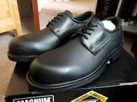 Magnum Active Duty Composite Toe Shoes