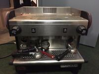 Rancilio 2 Gang Coffee Machine